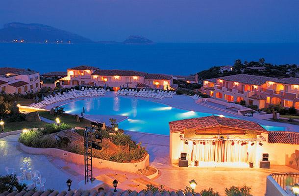 Colonna beach hotel resort 4 sterne urlaub in golfo aranci for Villaggio turistico sardegna